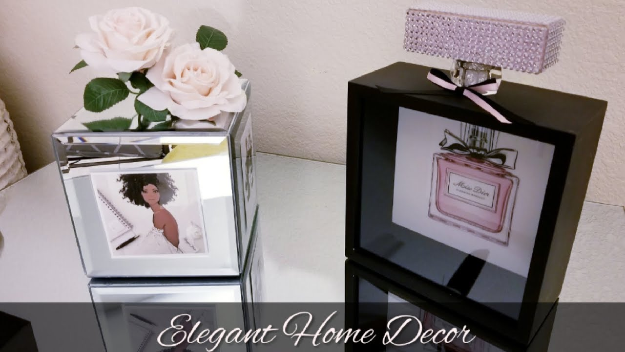 DIY | ELEGANT HOME DECOR | GREAT DECOR FOR ANY BEDROOM ...