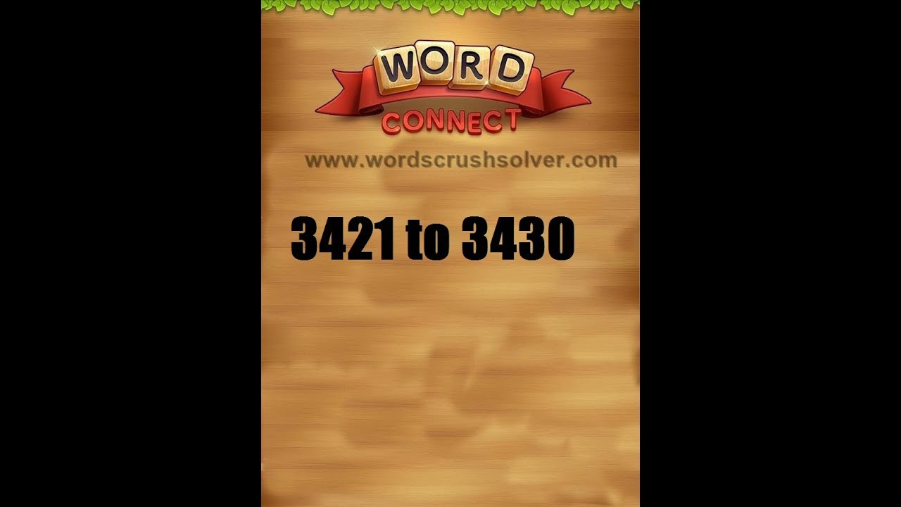 Word Connect Level 2421 2422 2423 2424 2425 2426 2427 2428 2429 2430