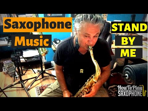 Stand By Me - Saxophone Music & Backing Track Download