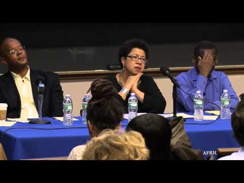 Panel 1-Divestment, Race & Justice Symposium: A Luta Continua