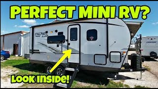 You will LOVE this compact Travel Trailer RV!  Flagstaff MicroLite