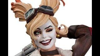Project Man Cave Part 8 - Dc Bombshells Harley Quinn