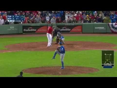 David Ortiz Home Run vs Blue Jays!!