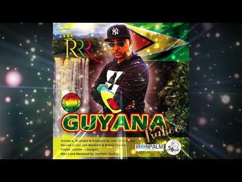 Randy Recklez Ramdin - Guyana Baboo (2019 Guyana Chutney)