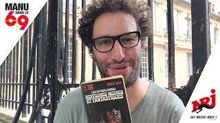 Manu dans le 6/9 - Manu rend un livre à son lycée... Après 30 ans !