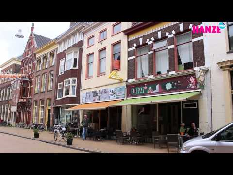 What's a typical Dutch student? First impressions of international students in Groningen