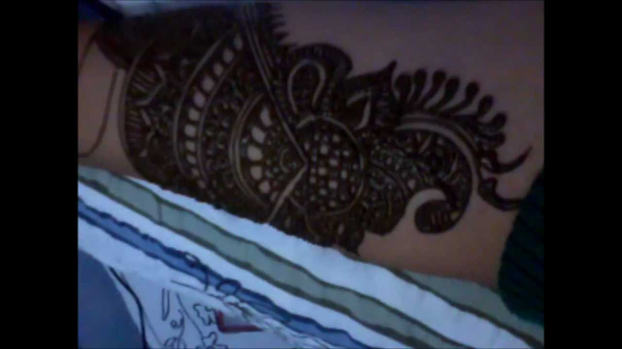 Mehndi Design 2 Made By Iqra Malerkotla Mehndi Designs Youtube