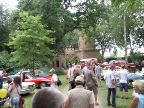 Classic Car Treffen Russelsheim 2009