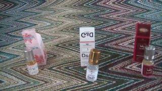 Арабские масляные духи. Мои первые миниатюры.(Впервые мною приобретены масляные духи. Никогда до этого не пользовалась арабской парфюмерией. Если есть..., 2016-02-14T11:14:22.000Z)
