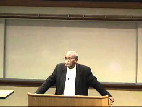 "Lecture of Abdullahi Ahmed An-Na'im (""The Qur'ān and Islamic Law"")"