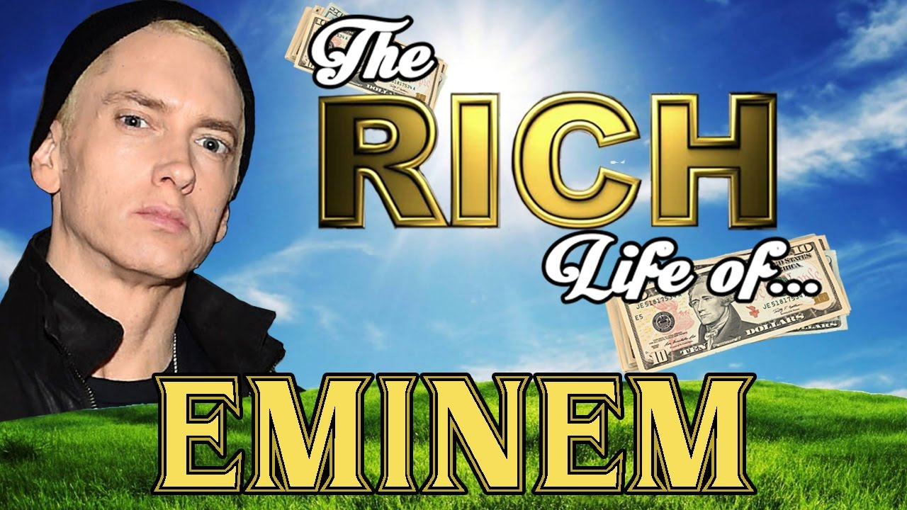 EMINEM  The RICH Life  Net Worth 2017  S1 Ep2  YouTube