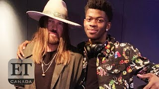 Billy Ray Cyrus Joins 'Old Town Road' With Lil Nas X Video