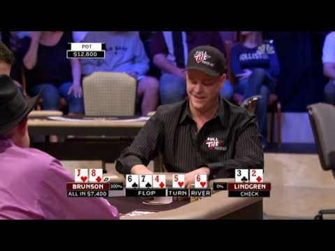 National HeadsUp Poker Championship 2008 Episode 3 29