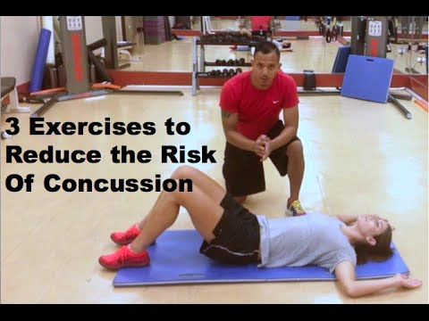 3 Exercises to Reduce the Risk of Concussion | ft. Chris Gorres | YFutbol