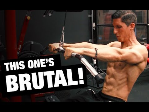 Behind the Neck Lat Pulldowns – Optimal Technique