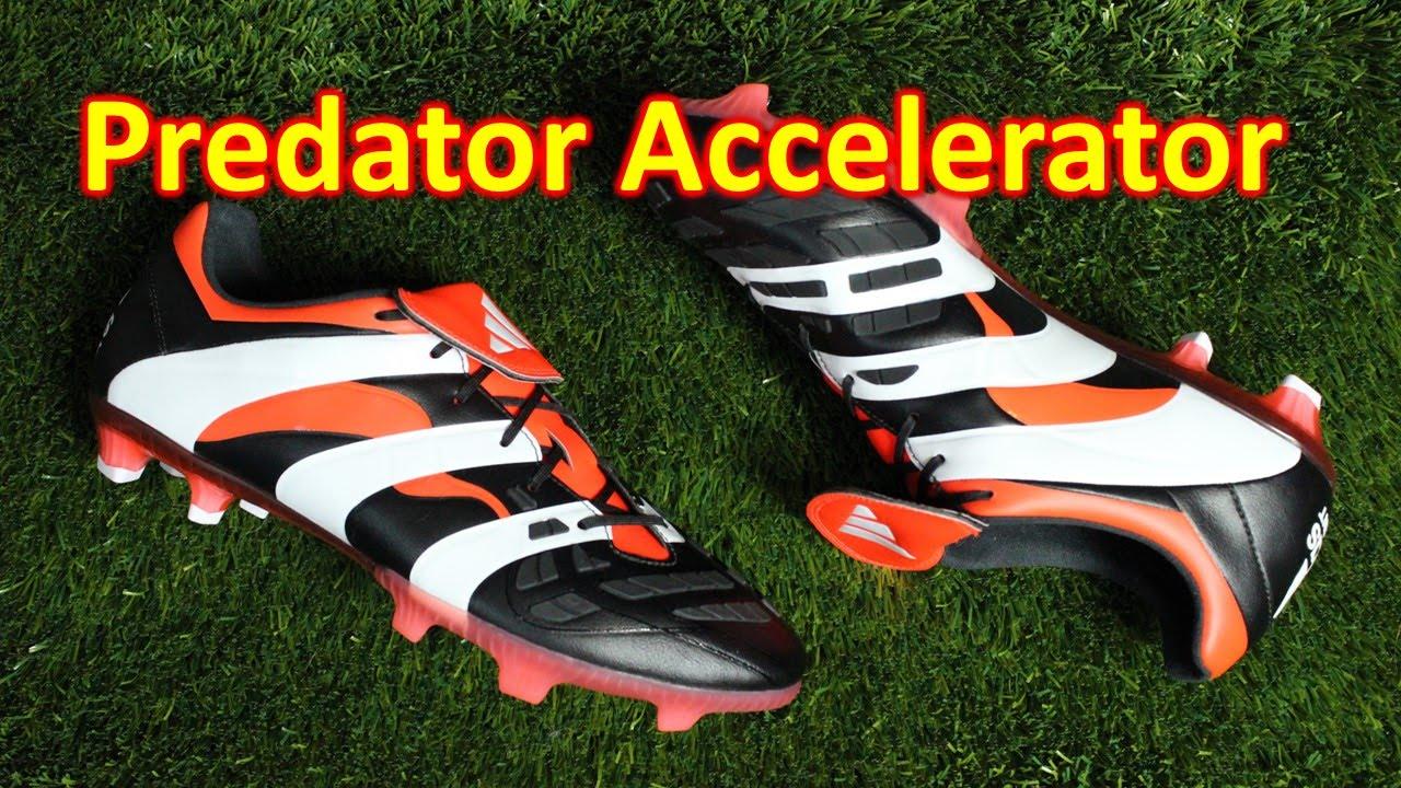 buy popular 7b475 4da7c Adidas Predator Instinct Accelerator 98 (Revenge Pack) - Review + On Feet
