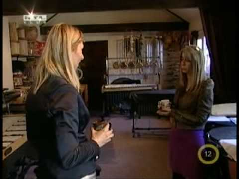 Evelyn Glennie on RTL Klub Television, Interview March 2010