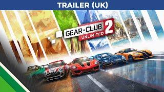 Gear.Club Unlimited 2 - Trailer 1 -  PEGI UK