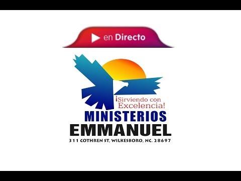 EN DIRECTO Ministerios Emmanuel N.C.
