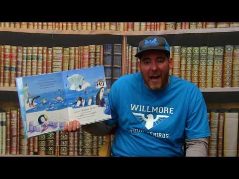 Mr. Wheeler Reads - Be Brave Little Penguin