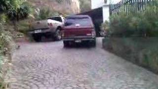 Chevrolet Blazer S10 4.3 with flowmaster