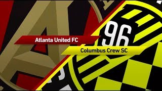 Highlights: Atlanta United 0(1) - 0(3) Columbus Crew