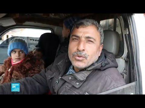 نزوح المدنيين من إدلب جراء المعارك والقصف والغارات..إلى أين المفر؟  - نشر قبل 2 ساعة