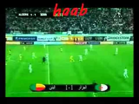 Algerie Vs Benin 3-1 26/03/2013