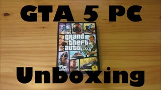 Gta 5 PC Unboxing!!! (Gta 5 PC Gameplay)