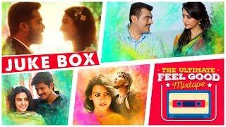 The Ultimate Feel Good Mixtape Juke Box | #TamilSongs | Latest Tamil Hit Songs
