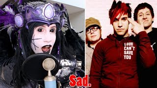 Fall Out Boy's Sugar We're Going Down But It's in Minor Key