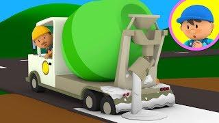 Cement Mixer Car Wash   Carl's Car Wash