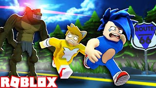 Sonic & Tails Route 66😈 | Roblox