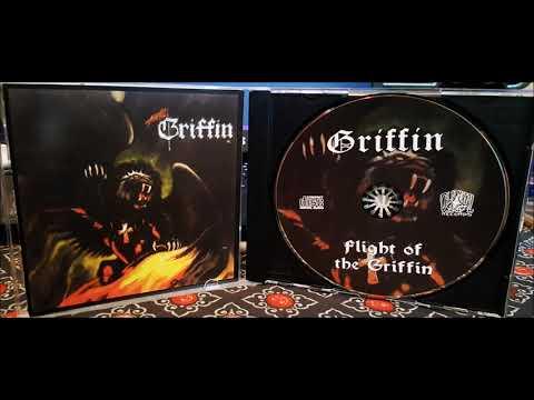 Griffin - Flight of the Griffin [FULL ALBUM] (1998 - OLD METAL RECORDS REISSUE + BONUS TRACKS)
