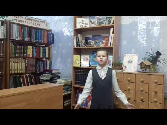 Изображение предпросмотра прочтения – МарияРупасова читает произведение «Стрекоза и Муравей» И.А.Крылова