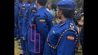 KENYA | 'We are in trouble': Blue police uniform puzzles Kenyans