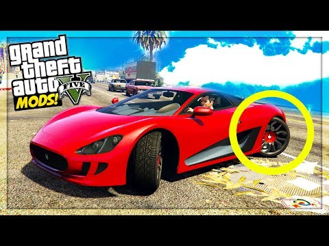 GTA 5 FOUR Wheel Turning Mod? (GTA 5 Mods)