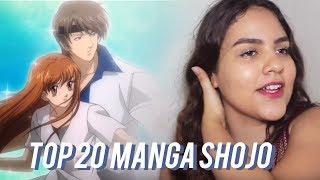 TOP 20 MANGA SHOJO
