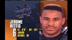The Vault: ND on NBC - Notre Dame Football vs.Michigan (1992 Full Game)