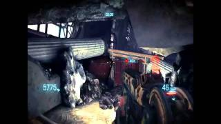 Bulletstorm Demo Gameplay
