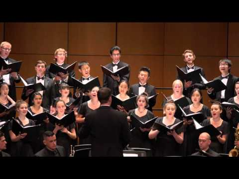 Usc Thornton Concert Choir Lo How Rose Ere Blooming Arr Shawn Kirchner