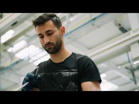 Liebherr - Neues Produktionswerk für die Montage von Hydraulikzylindern