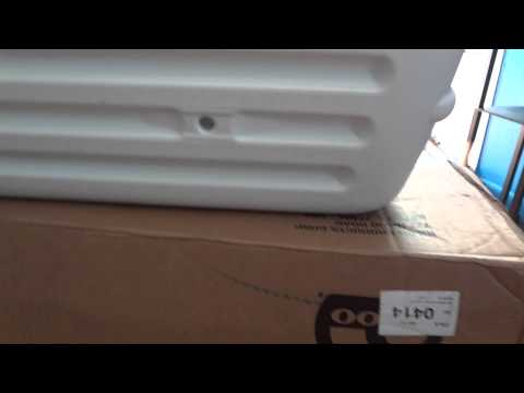 "Igloo 150 Quart ""Quick & Cool"" Cooler Unboxing and Review"