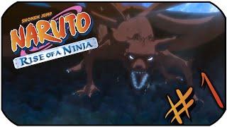 NARUTO RISE OF A NINJA XBOX 360 | LA HISTORIA DE UNA BESTIA #1 BY CUSTEM