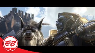 World Of Warcraft Battle For Azeroth: Cinematic Trailer - Activision | EB Games