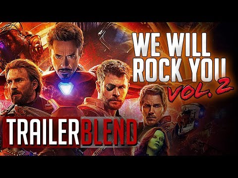 Marvel Cinematic Universe - We Will Rock You Vol. 2 (Tribute)