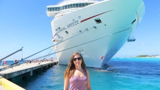 CARNIVAL BREEZE CRUISE 2015 (EASTERN CARIBBEAN)