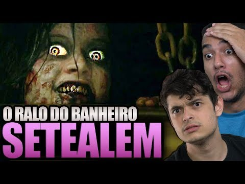 HISTÓRIAS DE SETEALEM - O RALO DO BANHEIRO !!