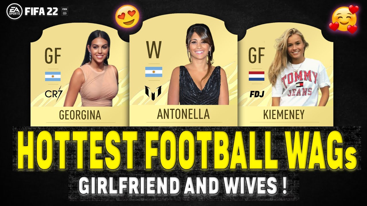 Download Football Players WIVES & GIRLFRIENDS (WAGs)! 😍😱