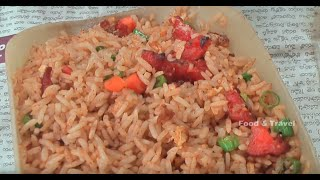 Chicken Fried Rice | Fast Food | Street Food In Hyderabad